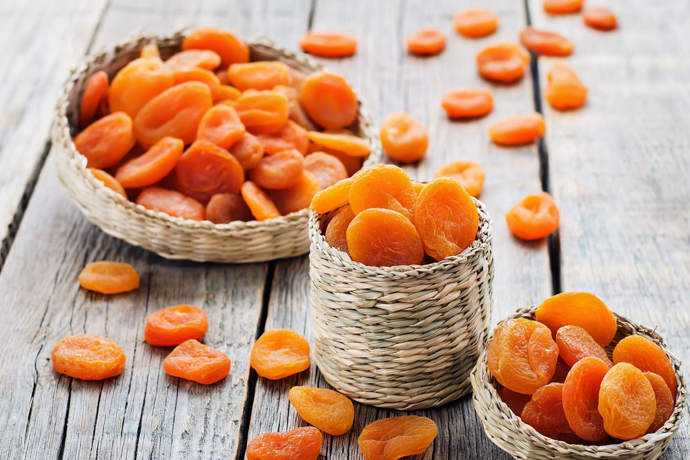Dried Apricots -